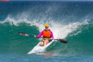 Surfski School Wave Surfing