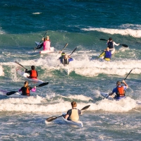 Mocke Surfski School Cape Town