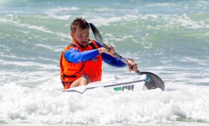 Cape Town Surfski Lighthouse Memorial Race 2013 Jasper