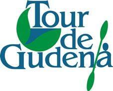 Tour De Gudena Canoe Marathon Race 2014 @ Skanderborg, Denmark