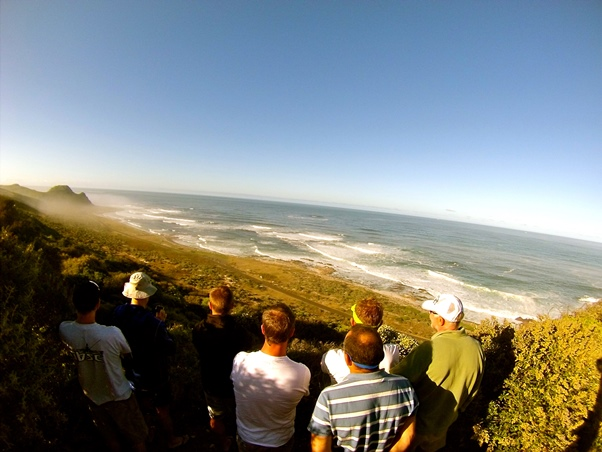 5 Capes - Cape Point - Checking our the Impossible Launch