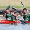 World Marathon Canoe Champs 2014 Oklahoma Mcgregor Mocke Sprint for the Line