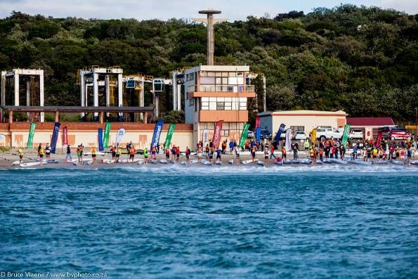 Pete Marlin Start at Orient Beach