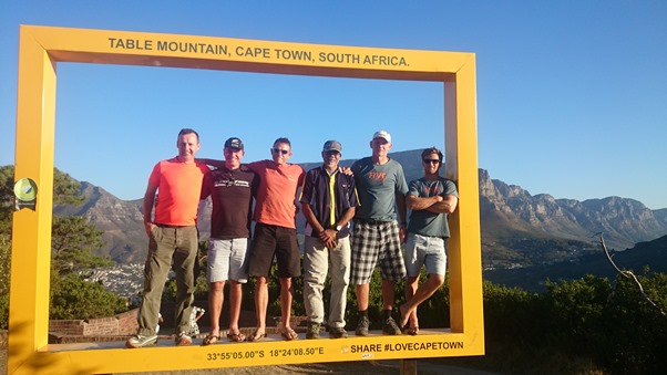 5 Capes 2015 Table Mountain