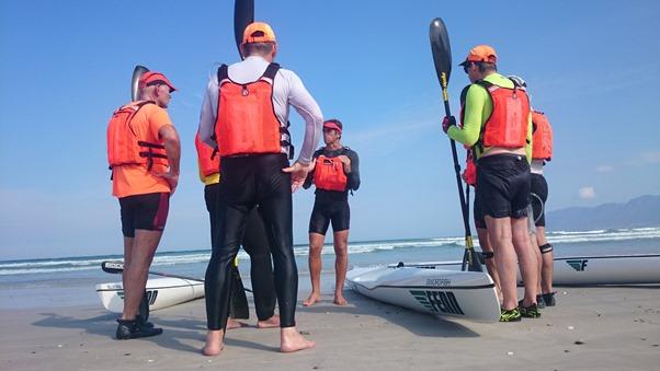 5 Capes 2015 Wave Session - Mocke Downwind Camp Instruction