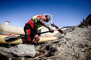 Green Kalahari Canoe Marathon 2015 - Thulani Mbanjwa