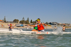 Jasper Mocke looks to defend his Cape Town Downwind Title