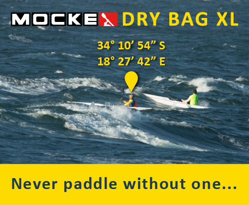 Mocke Dry Bag XL Advert