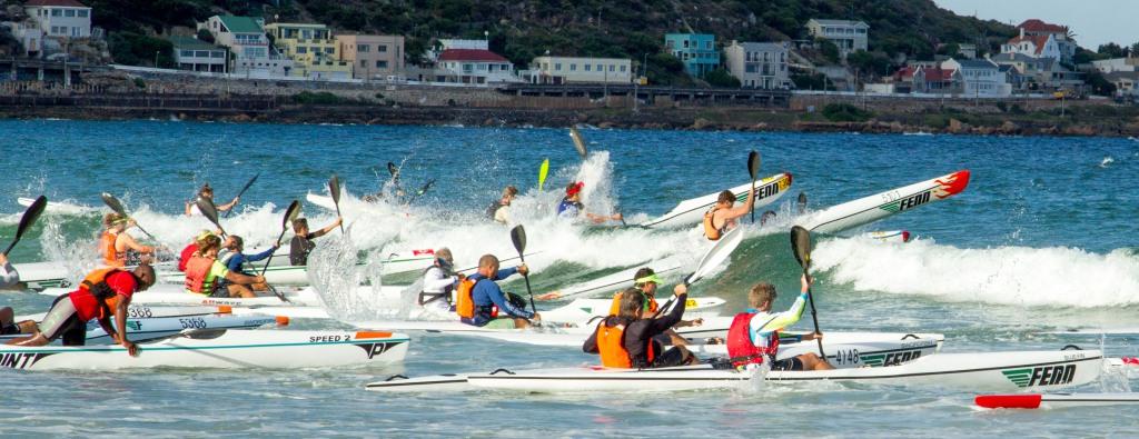 sea dog race start