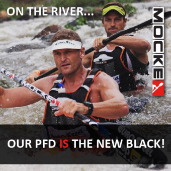Mocke River PFD Black