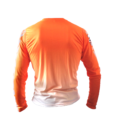 Orange Shirt Back Expose