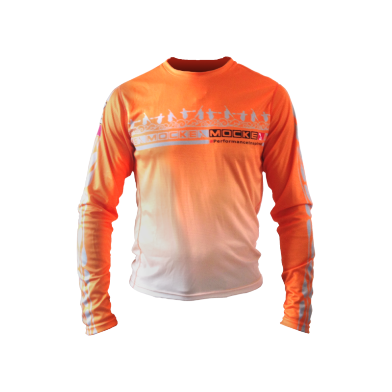 Fly Dry Long Sleeve Paddling Shirt 187 Mocke Paddling