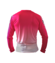 Pink Shirt Back Expose